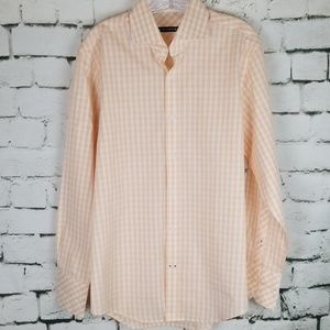 J. Campbell Button Down Shirt Size 15